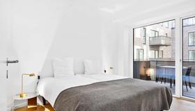 海港住宿旅馆 - 哥本哈根 - 睡房