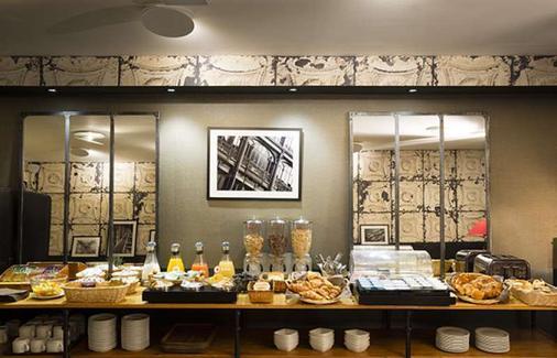 艾斯贝斯酒店 - 勒瓦卢瓦-佩雷 - 自助餐