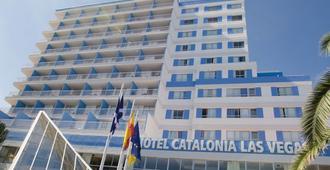 加泰罗尼亚拉斯维加斯酒店 - 拉克鲁斯 - 建筑