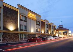 凯艺套房酒店-星光镇会议中心 - 埃姆斯 - 建筑