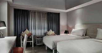 雅加达安可会议中心美居酒店 - 北雅加达 - 睡房