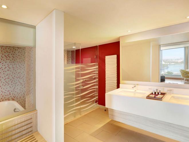 雅加达安可会议中心美居酒店 - 北雅加达 - 浴室