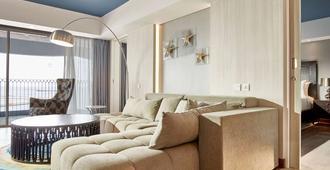 安佐尔会议中心美居酒店 - 雅加达 - 客厅