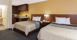 米逊谷高通体育场/圣地亚哥州立大学戴斯酒店 - 圣地亚哥 - 睡房