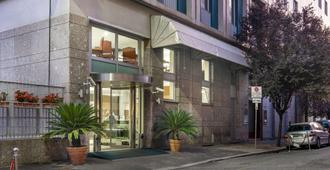 诺瓦多姆斯品质酒店 - 罗马 - 建筑