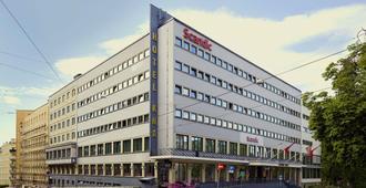 索利斯堪迪克酒店 - 奥斯陆 - 建筑
