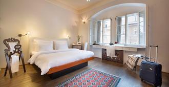 布拉格聂鲁达设计酒店 - 布拉格 - 睡房