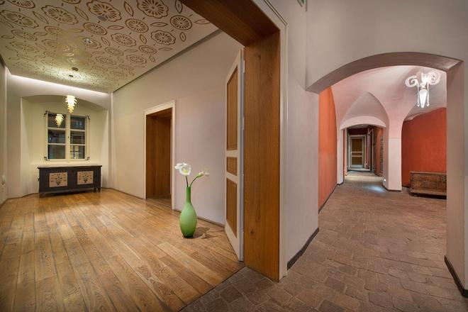 布拉格聂鲁达设计酒店 - 布拉格 - 门厅