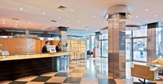 阿巴桑兹酒店 - 巴塞罗那 - 柜台