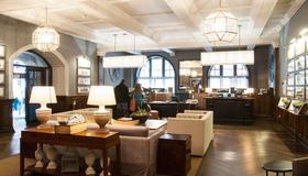 格拉斯哥中央沃科大酒店 - 格拉斯哥 - 休息厅