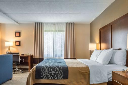 尼亚加拉瀑布波音特康福特茵酒店 - 尼亚加拉瀑布 - 睡房