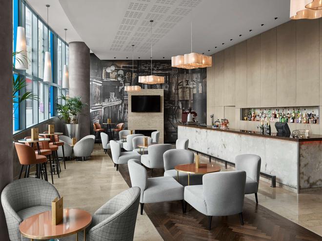 丽笙蓝光酒店-伯明罕 - 伯明翰 - 酒吧