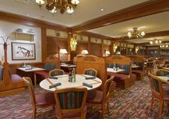 美国最佳价值黄金乡村旅馆&赌场 - 埃尔科 - 餐馆