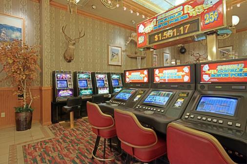 美国最佳价值黄金乡村旅馆&赌场 - 埃尔科 - 商务中心
