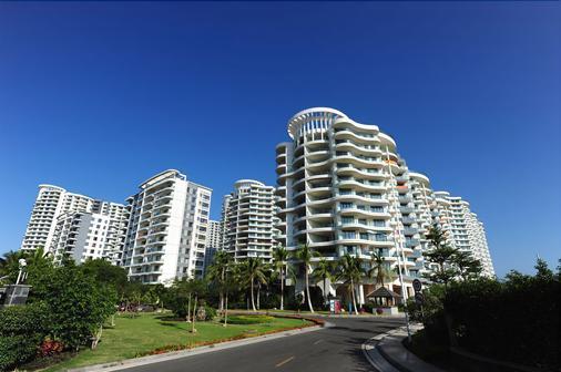 三亚兰海度假酒店公寓(蓝色海岸店) - 三亚 - 建筑