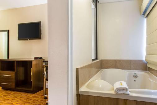 米德尔敦品质酒店及套房 - 米德尔敦 - 浴室
