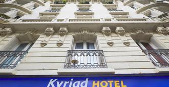 巴黎蒙马特尼古尔门基里雅德18号酒店 - 巴黎 - 建筑