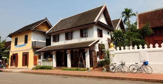 寮国咖啡店旅馆 - 琅勃拉邦 - 建筑