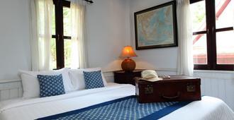 老撾咖啡館飯店 - 琅勃拉邦 - 睡房