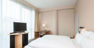 杜塞尔多夫nh酒店 - 杜塞尔多夫 - 睡房