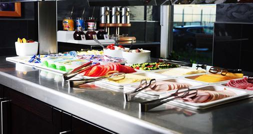 贝斯特韦斯特斯黛拉酒店 - 萨格勒布 - 自助餐