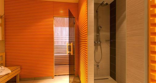 贝斯特韦斯特斯黛拉酒店 - 萨格勒布 - 浴室
