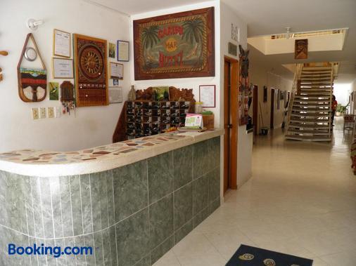 加勒比玛尔酒店 - 圣玛尔塔 - 柜台