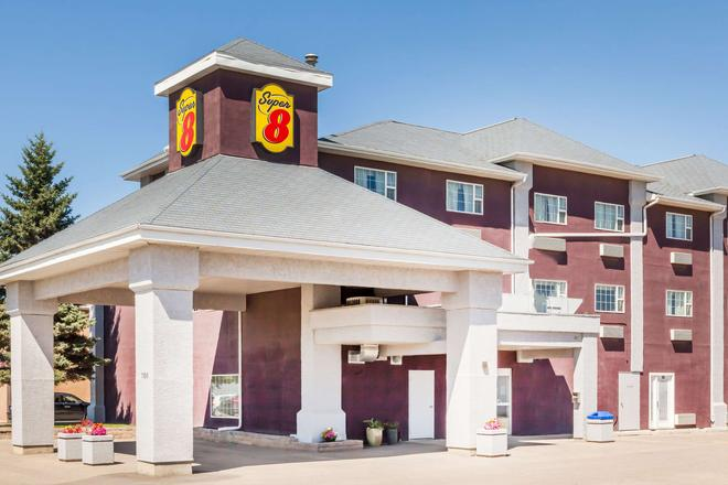萨斯卡通近萨斯卡通机场速8酒店 - 萨斯卡通 - 建筑
