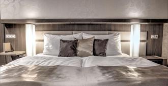 布拉格火山温泉酒店 - 布拉格 - 睡房