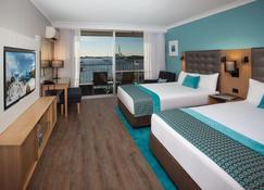 海洋世界度假村 - 主海滩 - 睡房