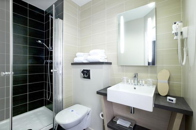 吉利亚德尊贵酒店-瓦纳中心艺术宫 - 瓦纳 - 浴室