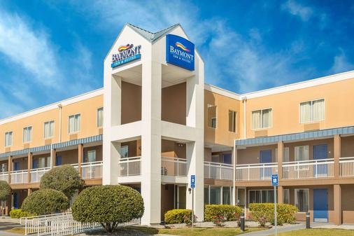 萨凡纳城贝蒙特旅馆套房酒店 - 萨凡纳 - 建筑