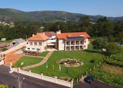 坎帕诺拉农村酒店 - 庞特维德拉 - 建筑