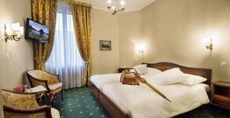 国际奥拉克历史湖畔酒店 - 卢加诺