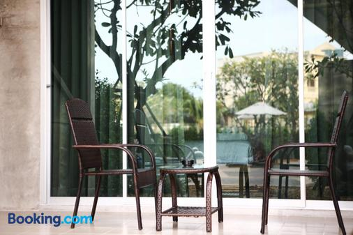 玛莉卡酒店 - 普吉岛 - 阳台