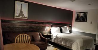 银林套房酒店 - 弗雷德里克頓 - 睡房