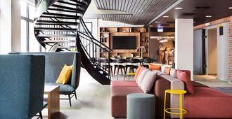 卑尔根舒适酒店 - 卑尔根 - 休息厅