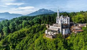 古奇城堡酒店 - 卢塞恩 - 建筑