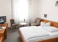 豪斯沃克酒店 - 波鸿 - 睡房