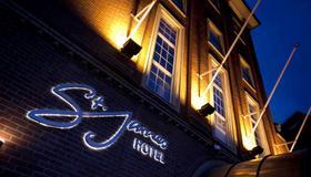 圣詹姆斯bw精选酒店 - 诺丁汉 - 建筑