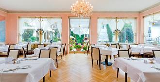 维特尔斯巴赫尔瑞诗高级酒店 - 加尔米施-帕滕基兴 - 休息厅