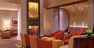 西雅图市中心凯悦广场酒店 - 西雅图 - 休息厅