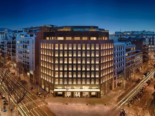 巴塞罗那H10第一酒店 - 巴塞罗那 - 建筑