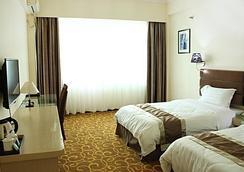 广州绿洲大酒店 - 广州 - 睡房