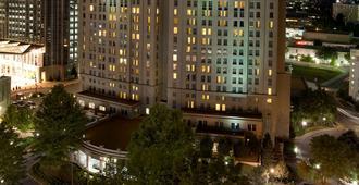 亚特兰大巴克海特君悦酒店 - 亚特兰大 - 建筑