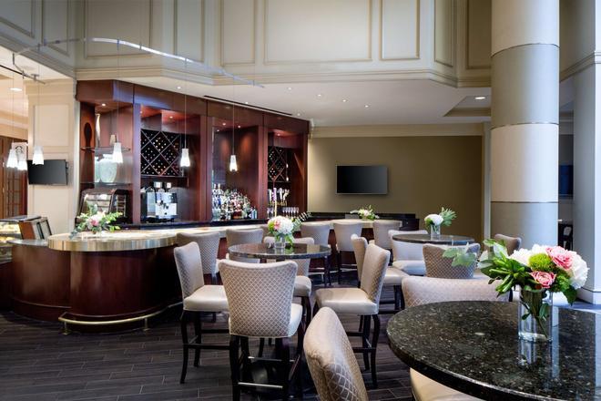 亚特兰大巴克海特君悦酒店 - 亚特兰大 - 酒吧