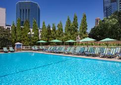 亚特兰大巴克海特君悦酒店 - 亚特兰大 - 游泳池