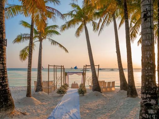 长滩岛探索海岸酒店 - 长滩岛 - 海滩