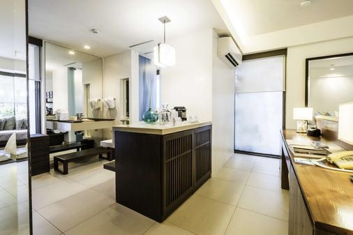 长滩岛探索海岸酒店 - 长滩岛 - 浴室