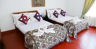 怀特福德度假家庭旅馆 - 努沃勒埃利耶 - 睡房
